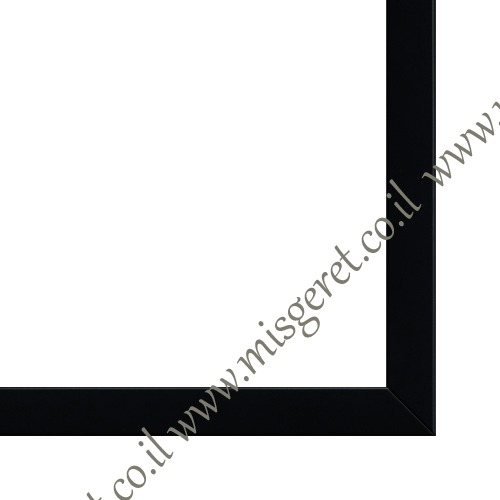 מסגרות בצבע שחור, מק''ט 106