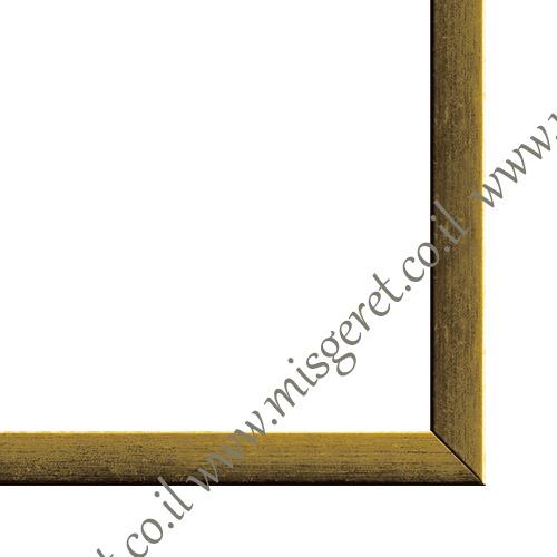 מסגרות בצבע זהב, מק''ט 110