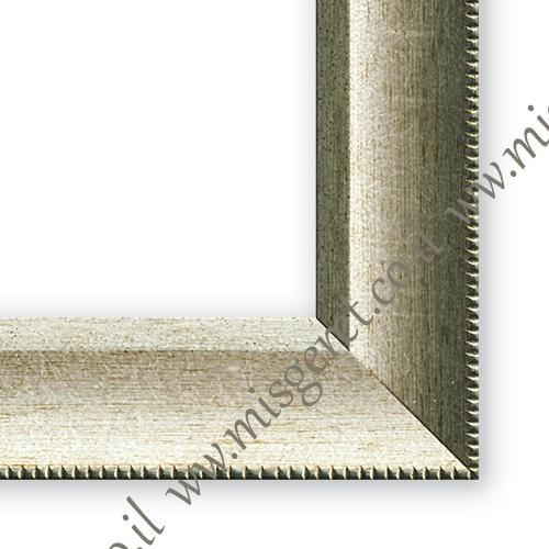 מסגרות בצבע כסף, מק''ט 158