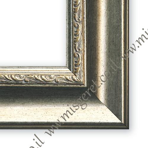 מסגרות בצבע כסף, מק''ט 169