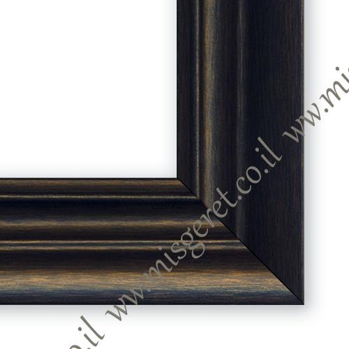 מסגרות בצבע חום כהה, מק''ט 101