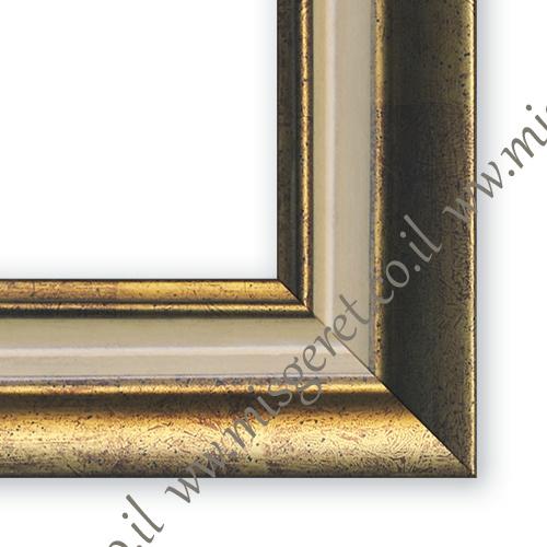 מסגרות בצבע זהב, מק''ט 100