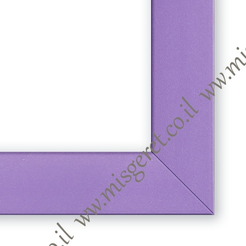 מסגרות בצבע סגול, מק''ט 142