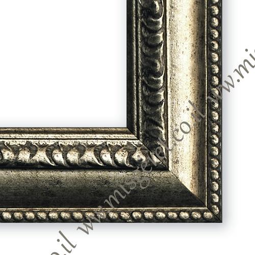 מסגרות בצבע כסף, מק''ט 185