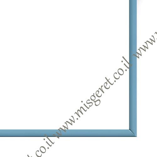 מסגרות בצבע תכלת, מק''ט 215