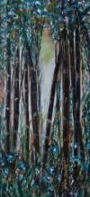 תמונה של עצים כחולים בשלכת | תמונות