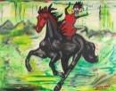 סוס וגיטרה בצהלה