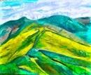 גבעה צהובה