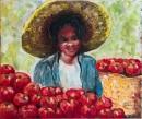 מוכרת העגבניות