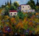 בית כפרי בנוף