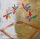 כד פרחים