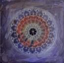 מנדלת עין סגולה