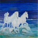 סוסים בלבן