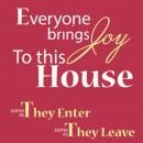 כל אחד מביא שמחה