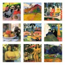 collage Gauguin