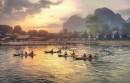 סירות בנהר