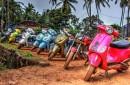 אופנועים בגואה