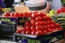 עגבניות בשוק