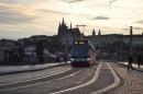 רכבת בפראג
