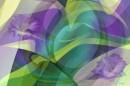 ירוק סגול