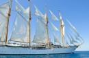 הספינה איזמרלדה - צד