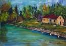 הבית בנהר