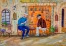 שיחה בין גברים