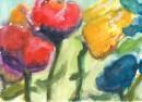 צבעי מים 10