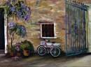 השער והאופניים