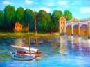 גשר על הנהר