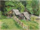 בקתות בסלובניה מבט מקר