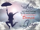 לרקוד בגשם