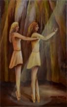 תמונה של שתי רקדניות | תמונות