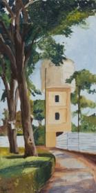מגדל מים בקיבוץ