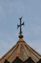 תמונה של צלב ארמני אל מול השמיים | תמונות