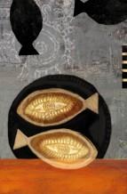 תמונה של שני דגי זהב   תמונות