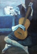 תמונה של The Old Guitarist | תמונות