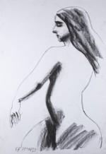 תמונה של אישה מן הצד | תמונות