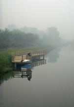 תמונה של מתבודדת על הנהר | תמונות