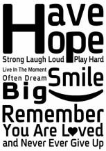 תמונה של Have Hope 1 | תמונות