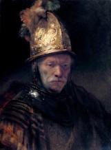 תמונה של Man with golden helmet | תמונות