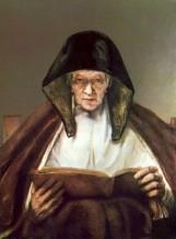 תמונה של Reading woman | תמונות