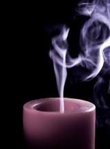 תמונה של עשן סגול | תמונות