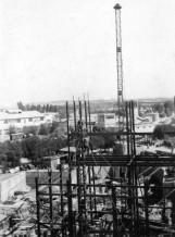 תמונה של תל אביב 1937 בנית בית הדר | תמונות