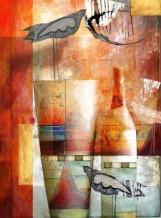 תמונה של ציפורים ובקבוקים | תמונות