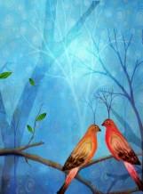 תמונה של ציפורי אהבה-לאהבה וזוגיות | תמונות