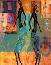 תמונה של ריקוד אפריקאי   תמונות
