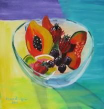 תמונה של «צלוחית פירות« | תמונות