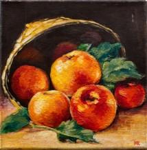 תמונה של תפוחים אדומים | תמונות