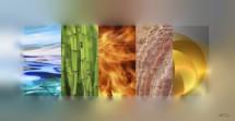 תמונה של חמישה יסודות. פנג שואי | תמונות